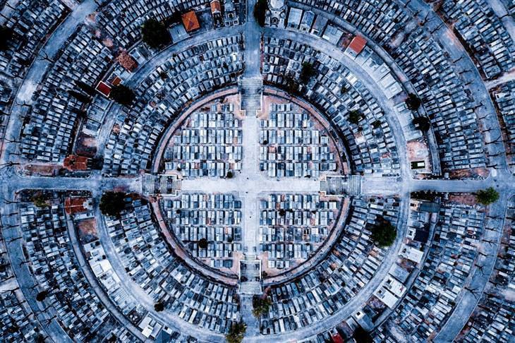 20 imagens vencedoras do concurso de fotografia do Dronestagram