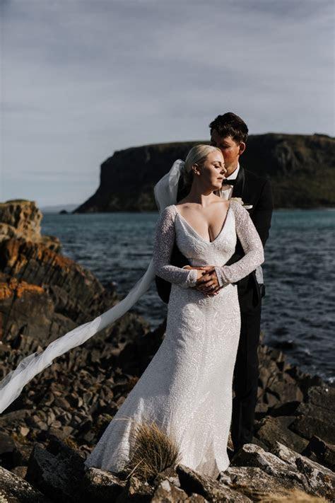 North West Tasmania Wedding At Highfield House   Polka Dot