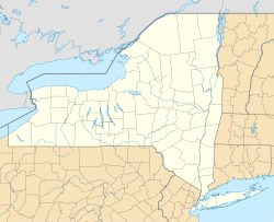 Ithaca is located in New York