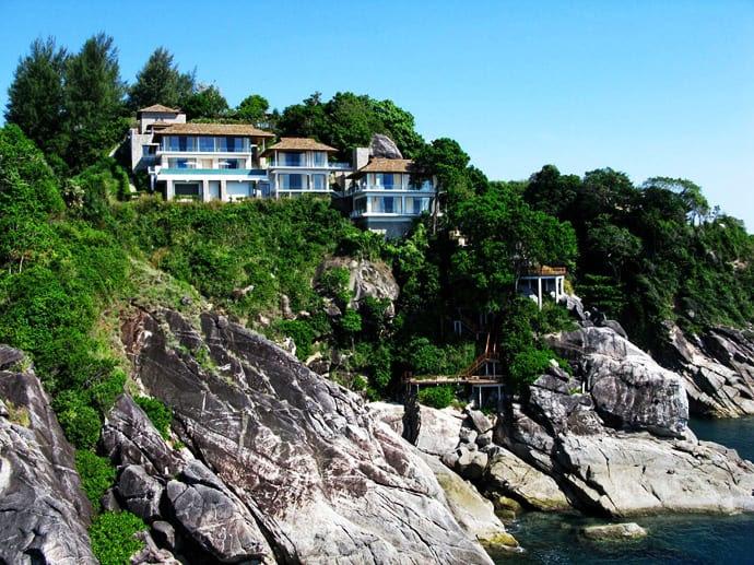 Liberty Villa in Thailand | DesignRulz