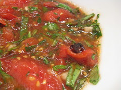 Grilled Tomato Sauce