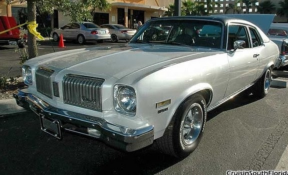 Oldsmobob 1974 Oldsmobile Omega Specs Photos