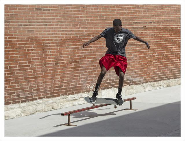 Skateboarders 2