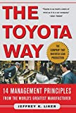 Toyota Way 14 Management Principles by Jeffrey Liker
