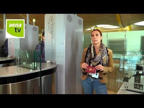 #Video: AENA aconseja cómo pasar el control fronterizo en aeropuertos