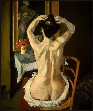 "Matisse ""La Coiffure"""