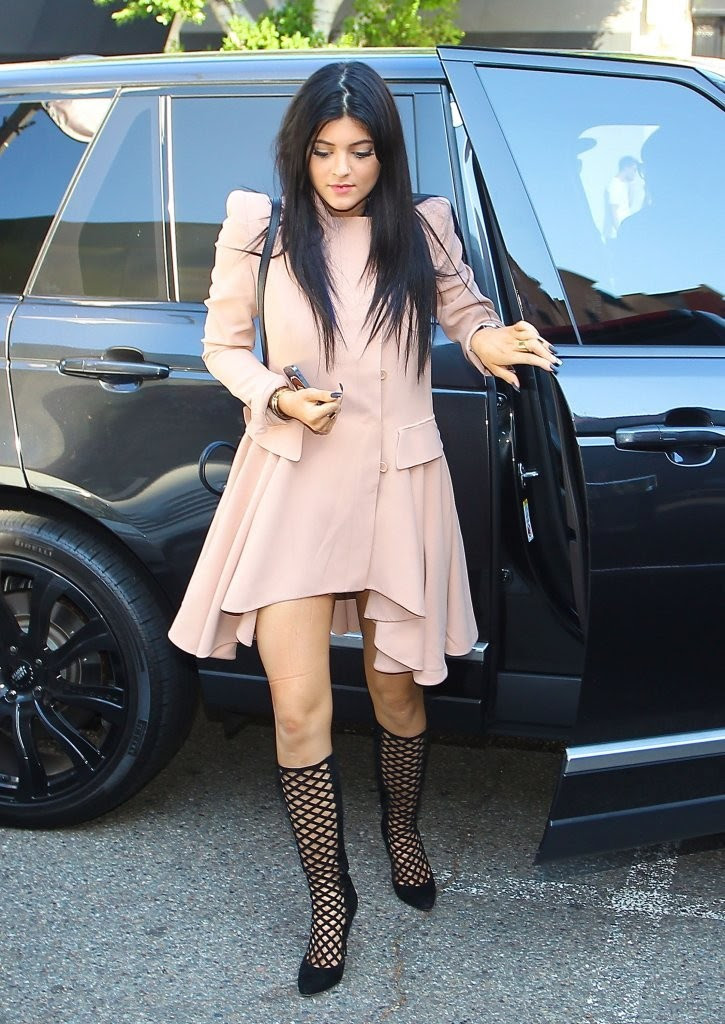"""outfitideashq's favorite kylie jenner """"casual"""" looks"""