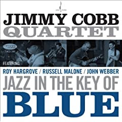 Jimmy Cobb Jazz In The Key of Blue cover