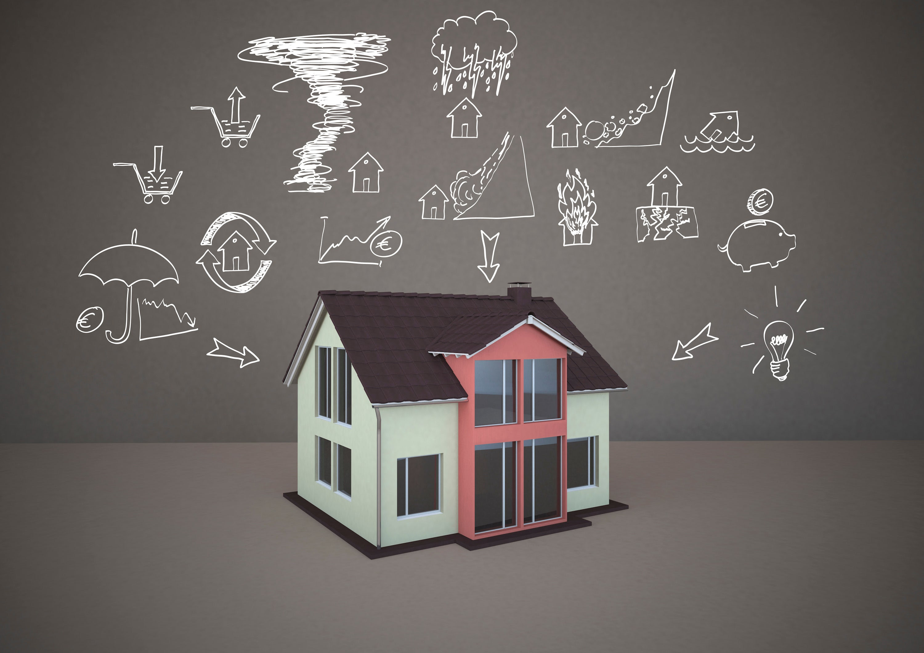 Buying Home Insurance | Architectural Digest