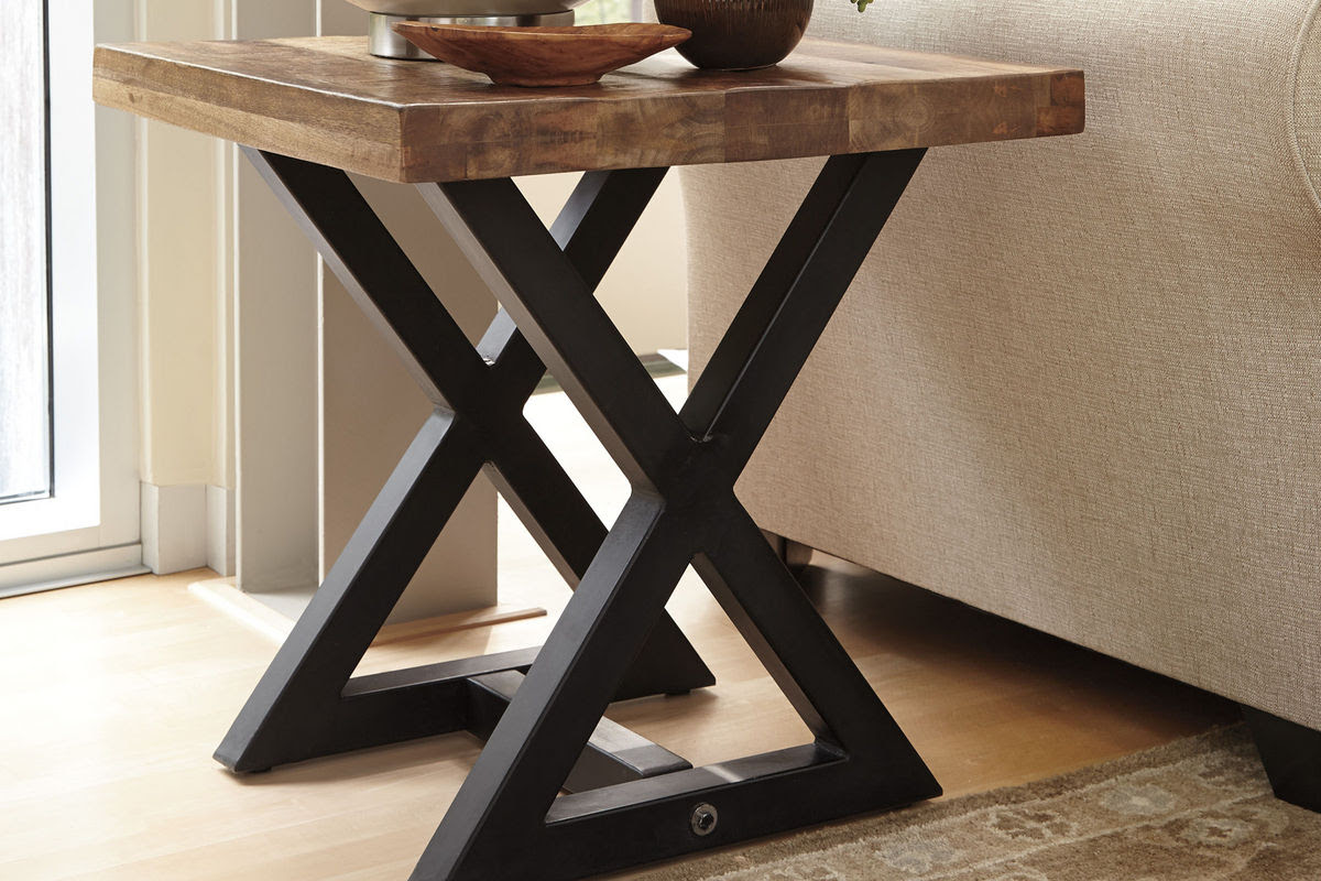 Wesling Cocktail Table, 2 End Tables & Sofa Table Set at ...