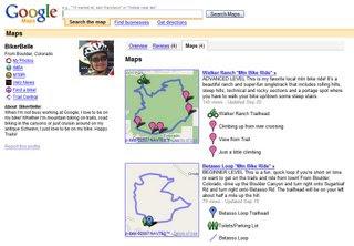 Google Maps新增用户资料信息