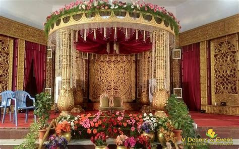 V Decors and Events Wedding planners in Pondicherry