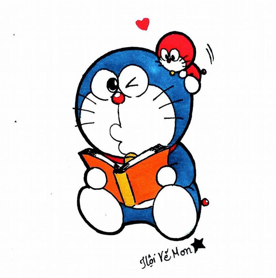 Doraemon and Doramini by doraemonbasil on DeviantArt