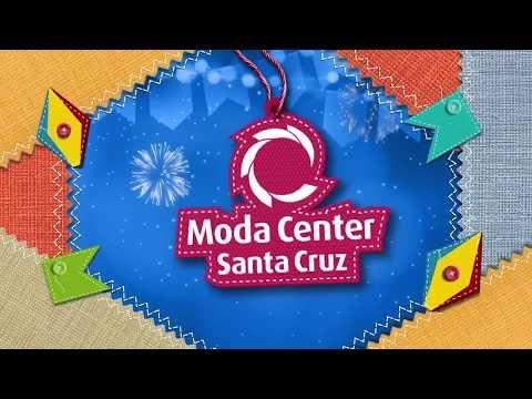 A moda é comprar no Moda Center Santa Cruz