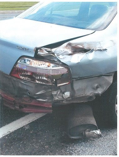 Hit by Tow Truck in Washington Township  $300,000