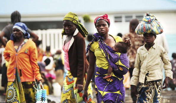 """Save the Children's """"State of the World's Mothers"""" report has named the Democratic Republic of Congo as the world's worst place to be a mother (Photo Credit: Leon Sadiki/City Press/Gallo Images/Getty Images)."""