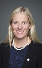 Photo - The Honourable Catherine McKenna - Click to open the Member of Parliament profile