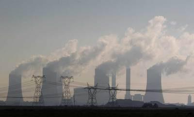 La lucha contra el calentamiento