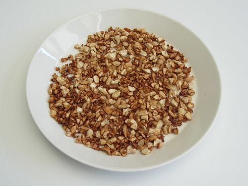 gecarameliseerde cashewnoten