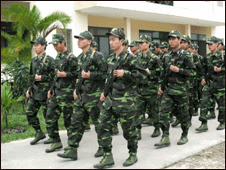 Đồ dã chiến K-07 (Hình Quân Sử Việt Nam)