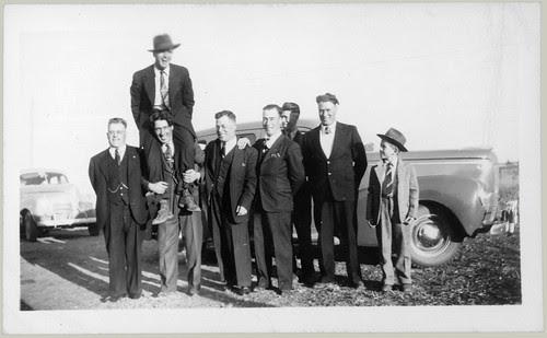 Eight guys