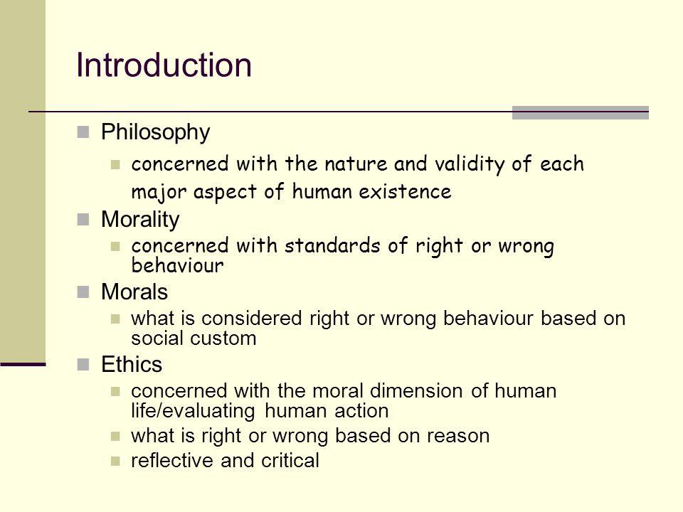 Risultati immagini per ethics morals