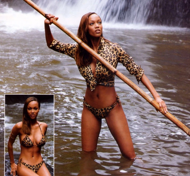 Tyra Banks On The Runway: Shon Shyne ♥: Tyra Banks: Bio And Career Highlights