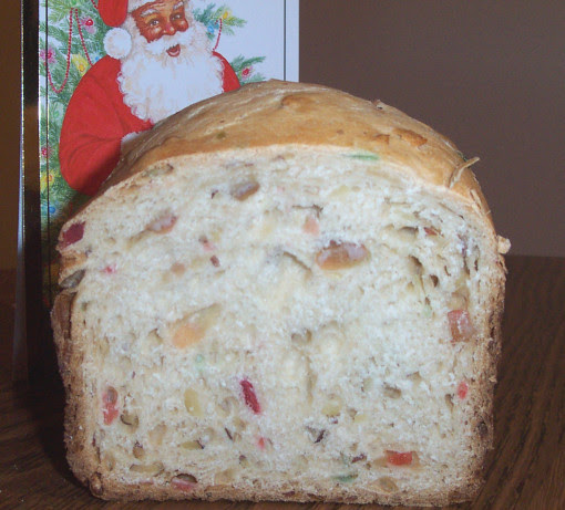 Steves Panettone For Bread Machine Recipe - Food.com
