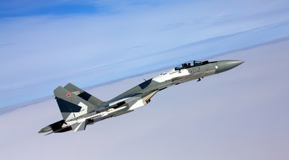 В Восточном военном округе рассказали о получении истребителей Су-35