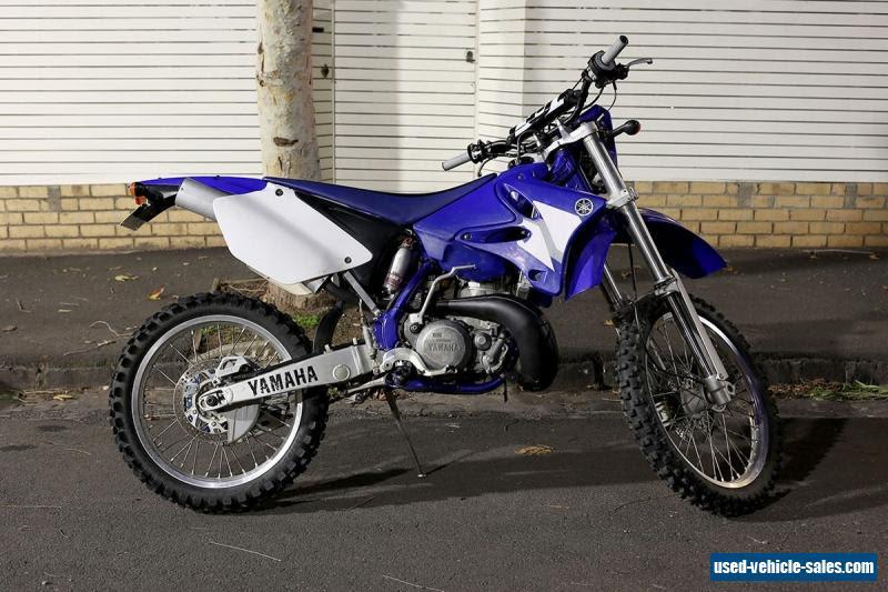 Yamaha Yz250wr For Sale In Australia