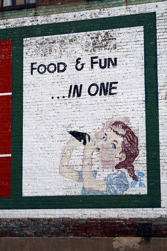 food & fun...in one