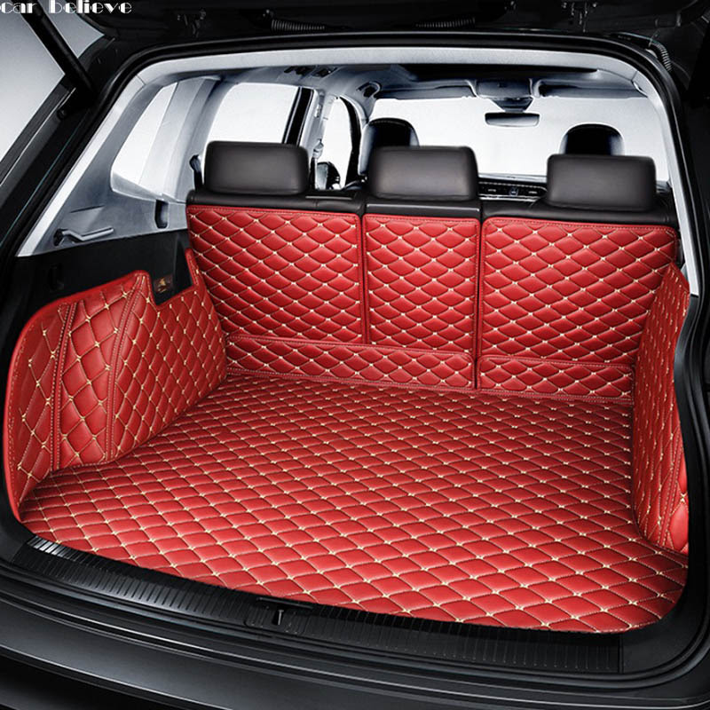 Black Weathertech Cargo Liner Trunk Mat For Bmw X3 2004 2010 Car Truck Interior Cargo Nets Trays Liners Auto Parts And Vehicles
