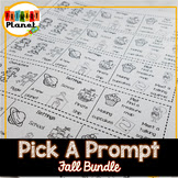 BlackFriday14 Fall Pick-a-Prompt Writing Bundle!