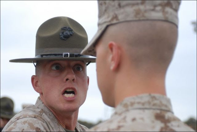 Expressive and Emotive Sergeant Faces