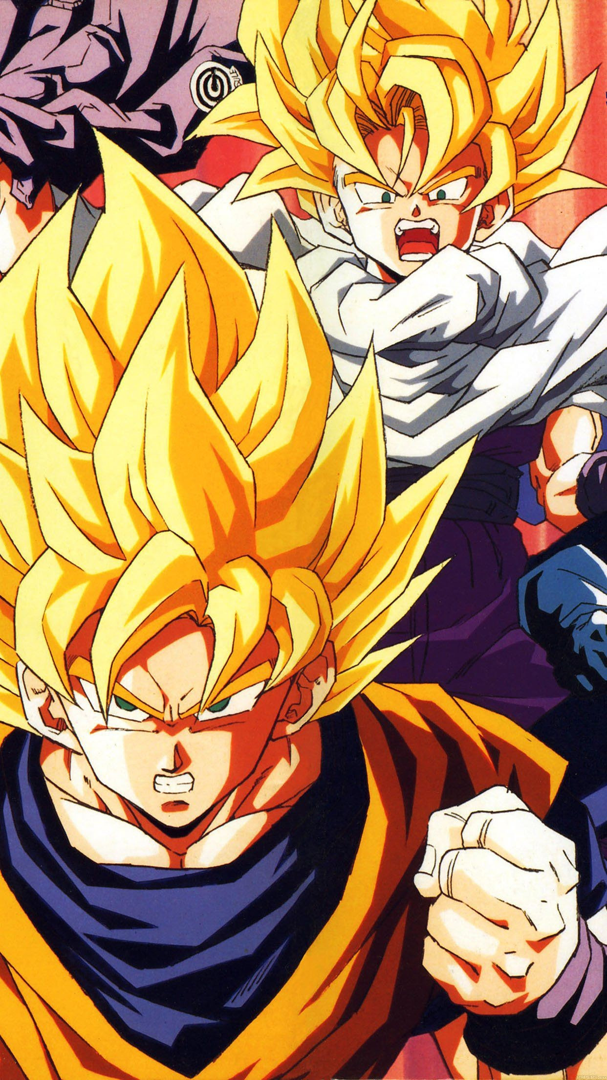 Goku iPhone Wallpaper 64+ images