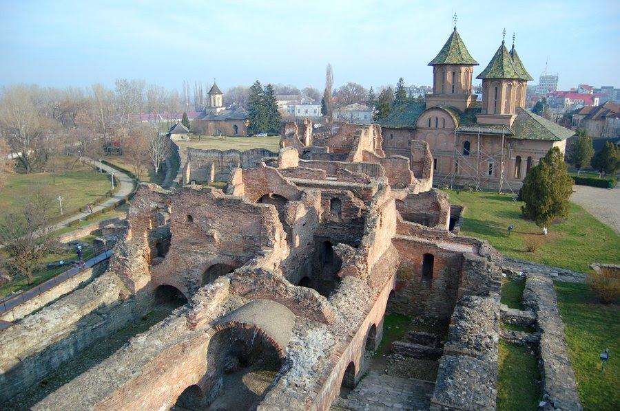 Resultado de imagen de palacio de targoviste