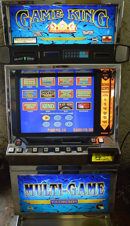 SLOT MACHINES With over slot machines in stock, we are uniquely positioned to bring you the best gaming machines in the industry! NOTE: Slot machines require freight shipping get an accurate shipping cost, please contact us directly at