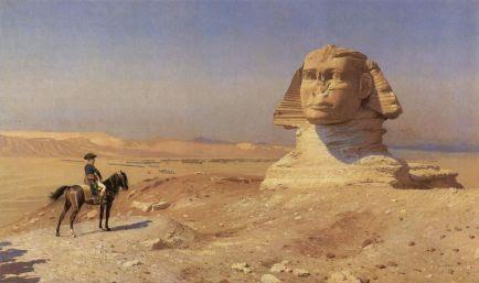 Napoleon-Sphinx_Gérôme