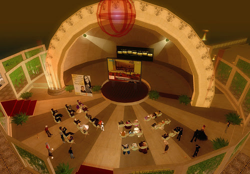Royal Liverpool Philharmonic Orchestra in SL 2