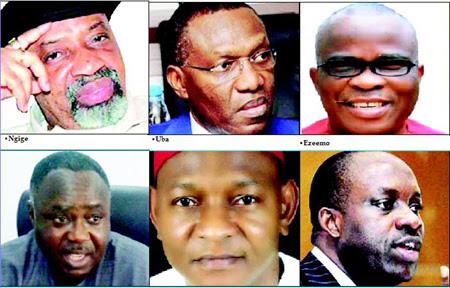 Anambra 2017: Obiano's seat under threat