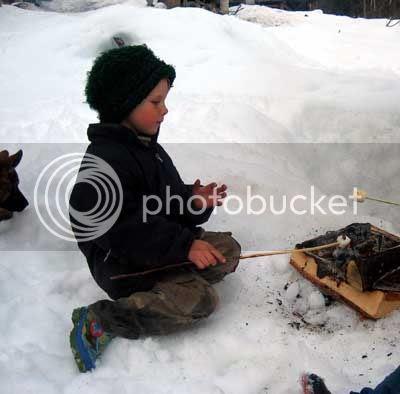 Boys,Zeke,Campfire,Family
