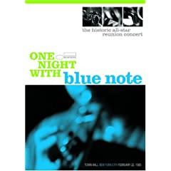 One Night With Blue Note (DVD) cover