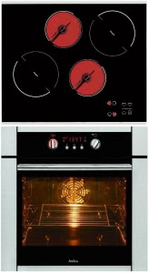 Amica Ebt 6411 Ps 2104 Kuchnia Elektryczna Do Zabudowy