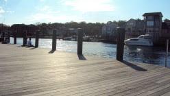 Beautiful New England atmosphere