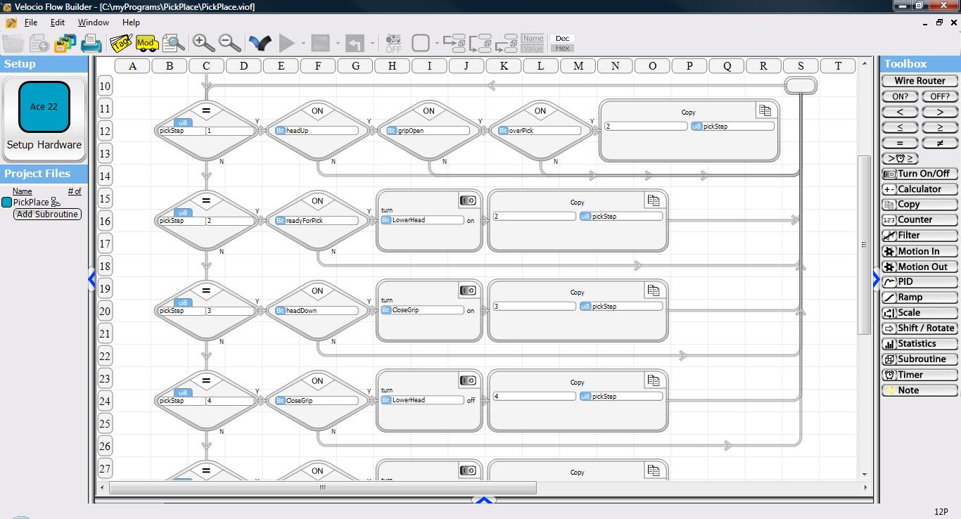 Pick And Place Logic Plcs Net Interactive Q A