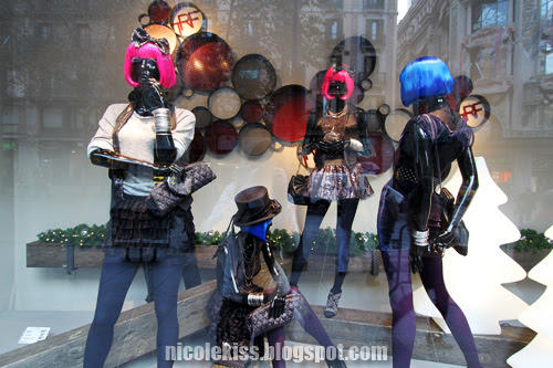 fashion window