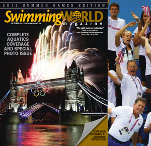 2012 Olympic Issue