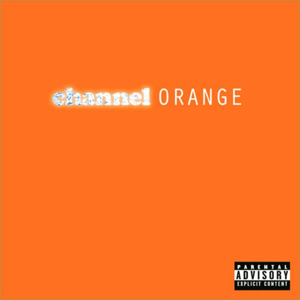 Channel Orange (Album Cover), Frank Ocean