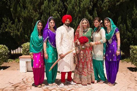 Real Weddings: Aman Harmit?s Colourful Sikh Wedding in San