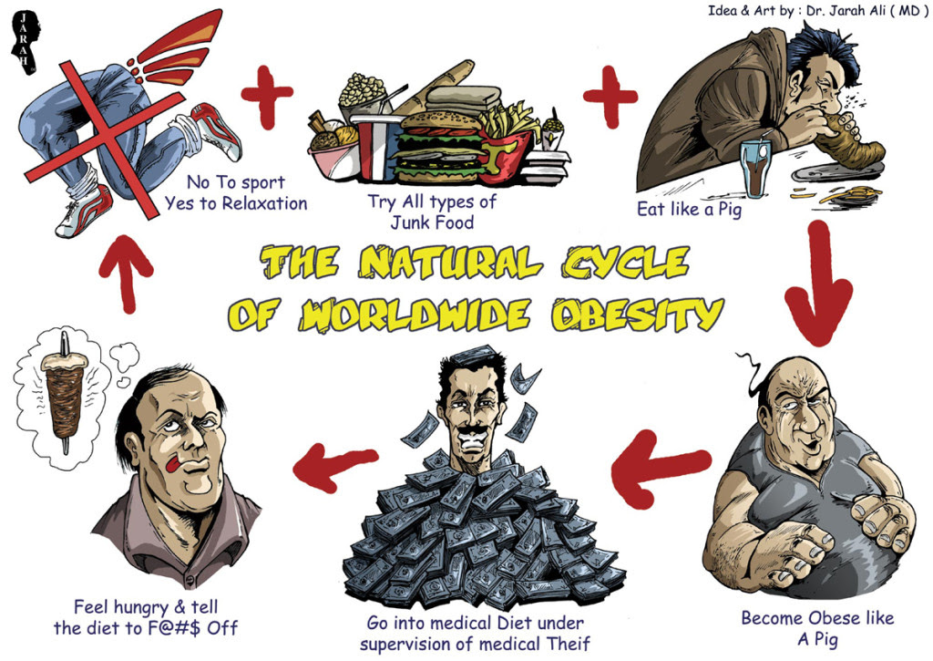 obesity cycle
